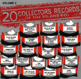 20 Collector's Records Of The 50's & 60's Volume 2