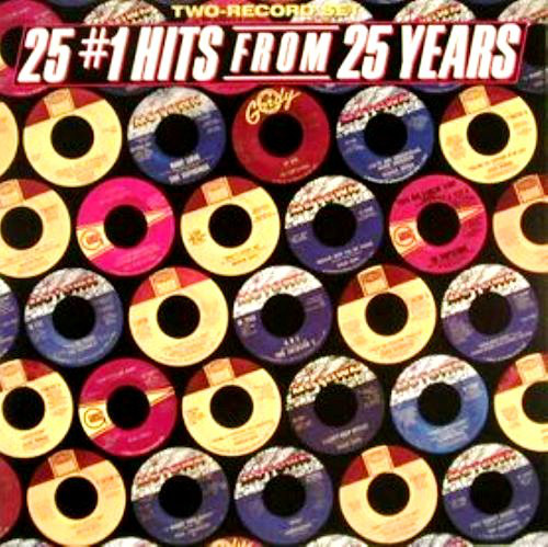 25 #1 Hits From 25 Years Motown Various Artists