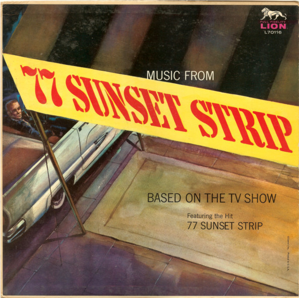 Music From 77 Sunset Strip