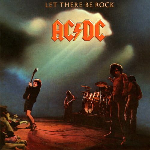 AC/DC 'Let There Be Rock'