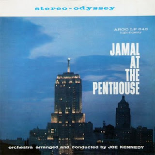 Jamal At The Penthouse