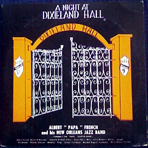 A Night At Dixieland Hall