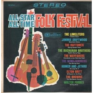 All-Star All-Time Folk Festival