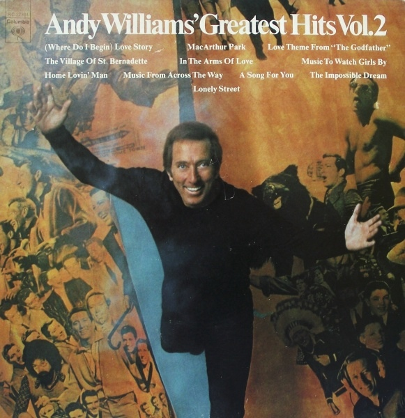 Andy Williams Greatest Hits Vol. 2
