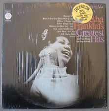 Aretha Franklin's Greatest Hits