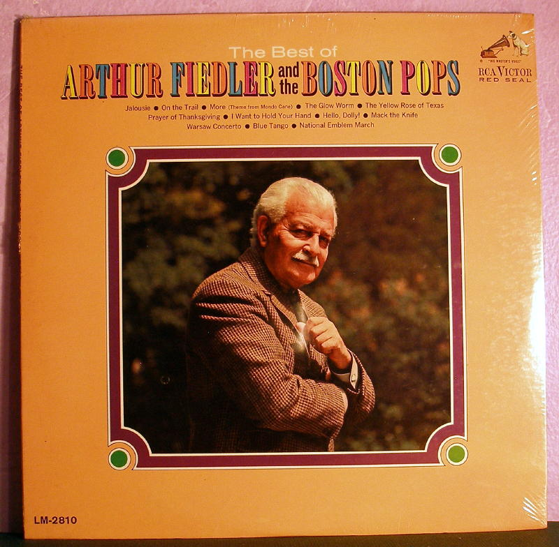 The Best Of Arthur Fiedler And The Boston Pops