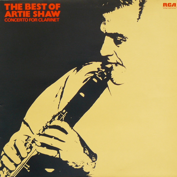 The Best Of Artie Shaw Concerto For Clarinet