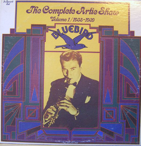 The Complete Artie Shaw Vol. I 1938-1939