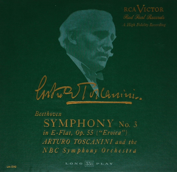 Beethoven: Symphony No. 3 In E-Flat Op. 55 (Eroica)
