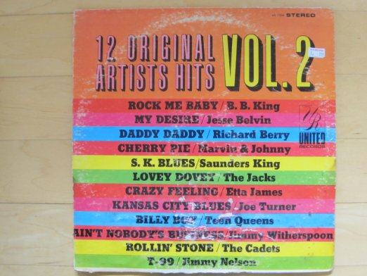 12 Original Artists Hits Vol. 2