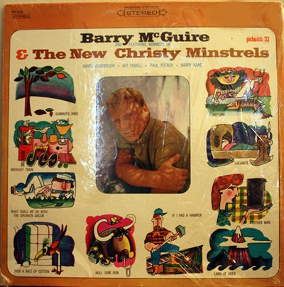 Barry McGuire And Featuring Members Of The New Christy Minstrels