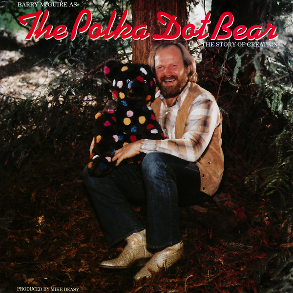 The Polka Dot Bear - The Story Of Creation