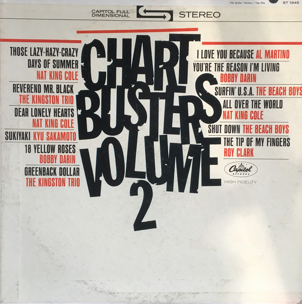 Chart Busters Volume 2
