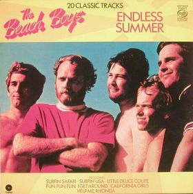 Beach Boys - Endless Summer [lp] Beach Boys