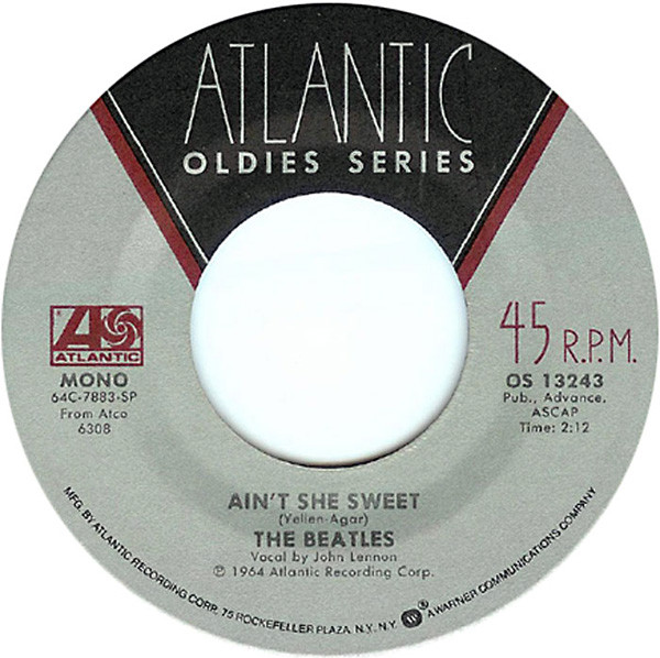 Ain't She Sweet / Sweet Georgia Brown