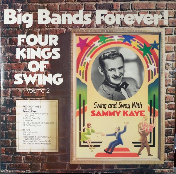 Big Bands Forever! Four Kings Of Swing Volume 2