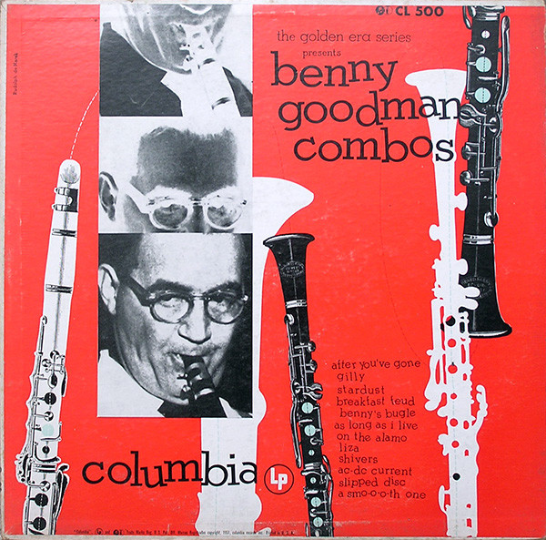 Benny Goodman Combos - Benny Goodman