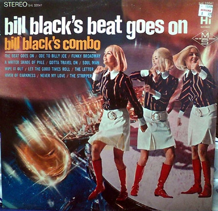 Bill Black's Beat Goes On