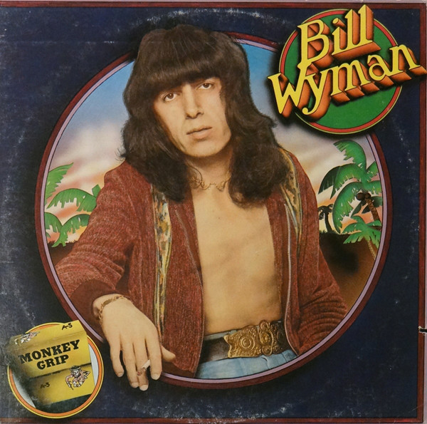Bill Wyman - Monkey Grip [vinyl] Bill Wyman