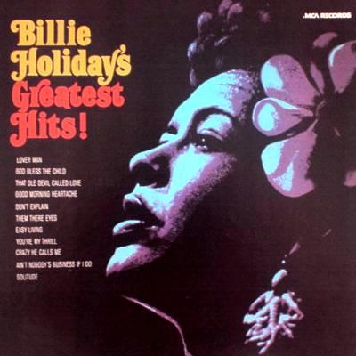 Billie Holiday's Greatest Hits!