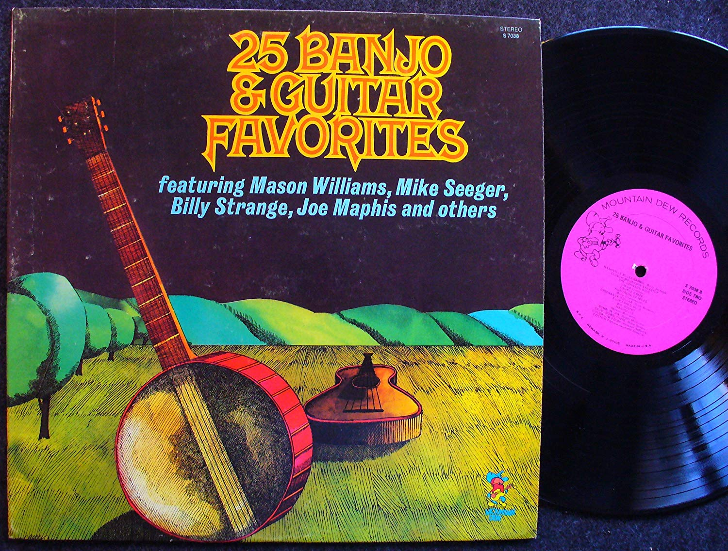 25 Banjo & Guitar Favorites