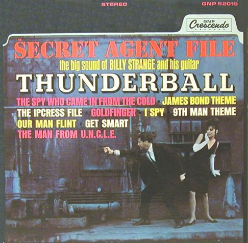 The Secret Agent File