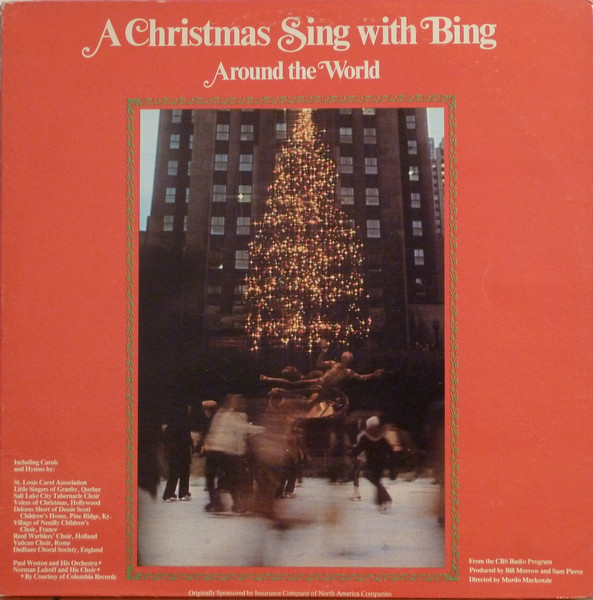 A Christmas Sing with Bing Around the World