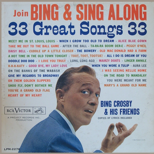 Join Bing & Sing Along