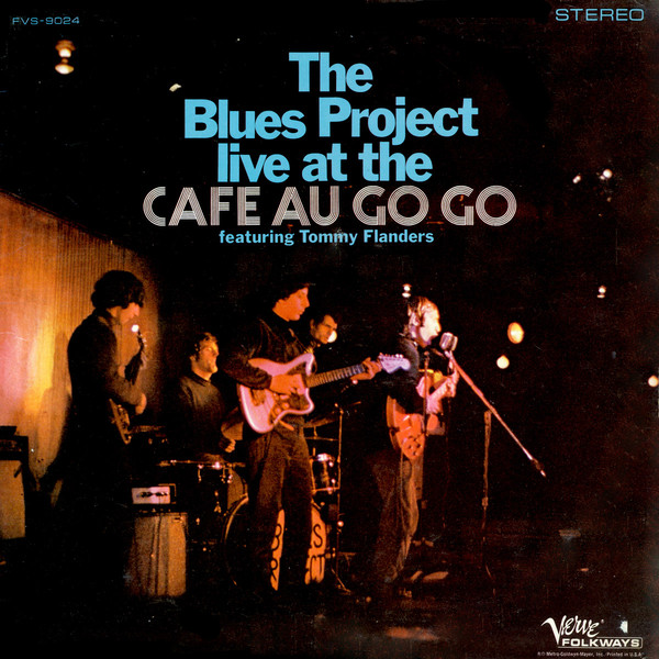 Live At The Cafe Au Go Go