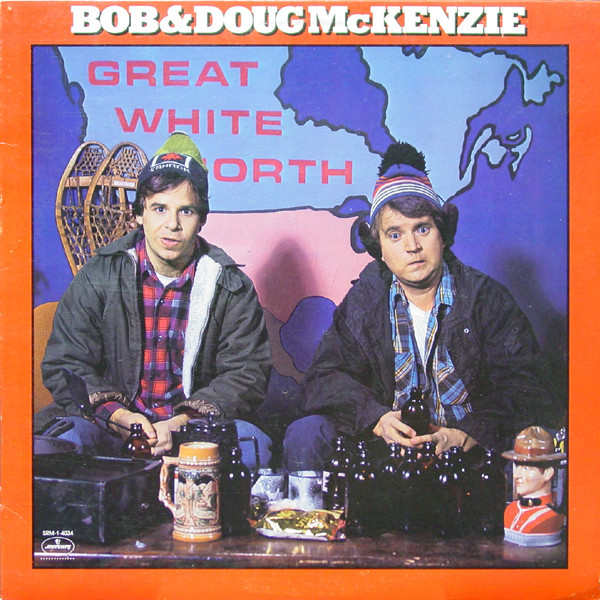 Bob &amp; Doug McKenzie - Great White North [vinyl] Bob &amp; Doug Mckenzie