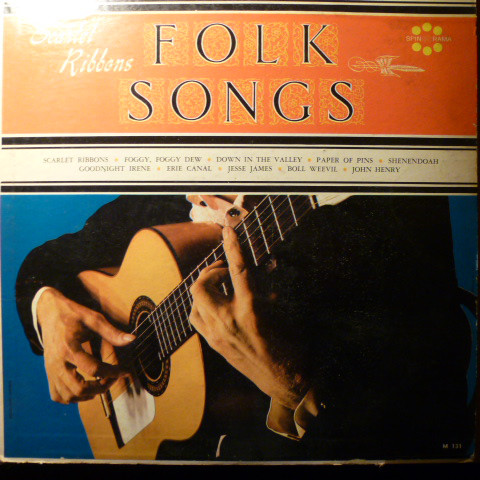 Scarlet Ribbons / Folk Songs