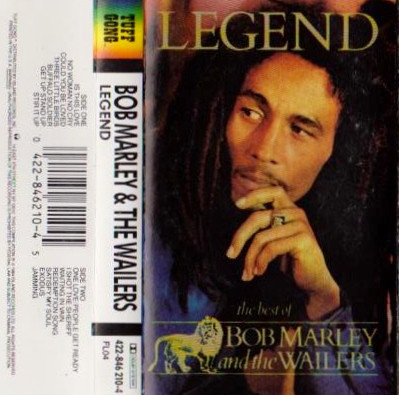 Bob Marley & The Wailers	Legend