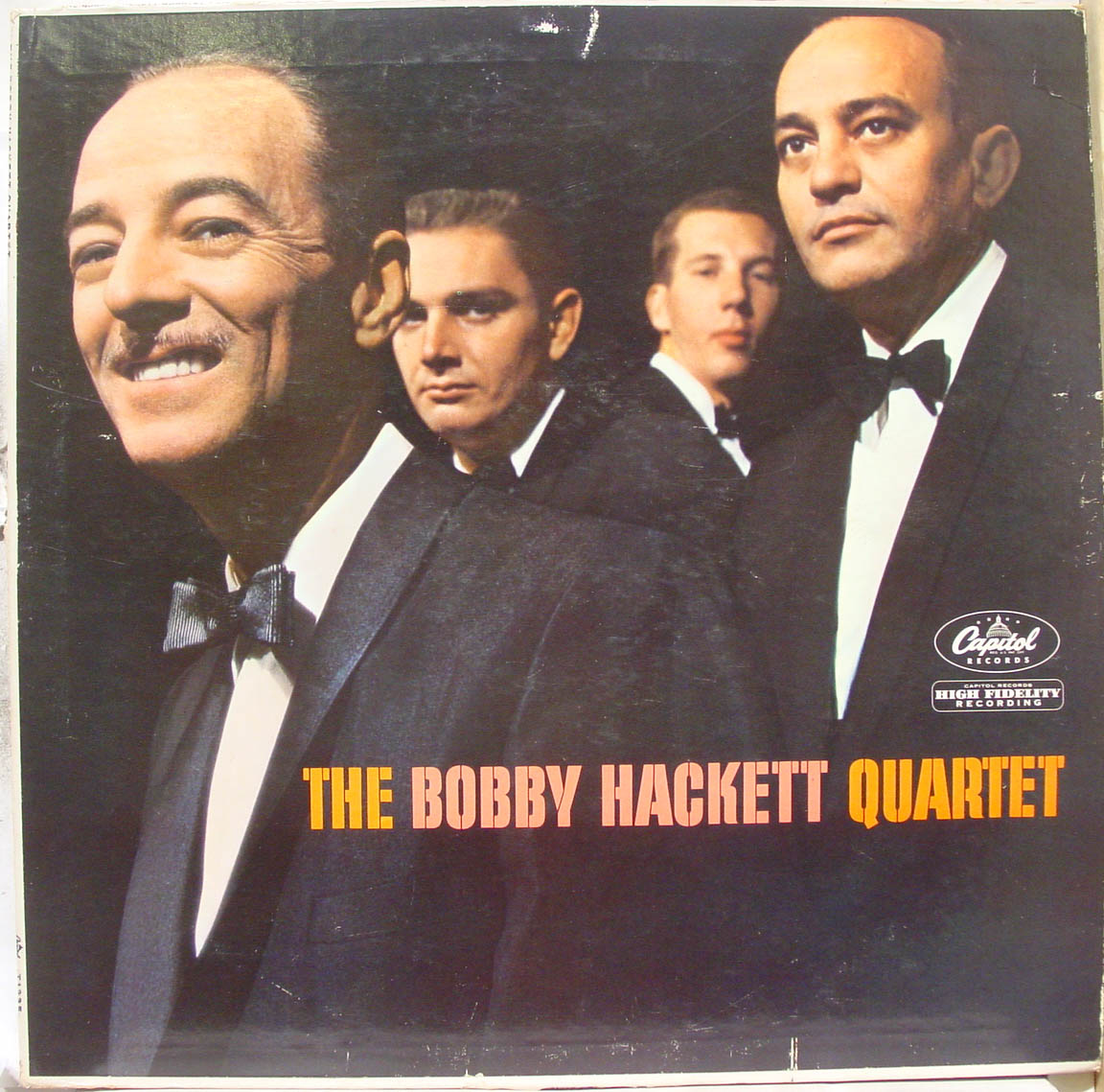 The Bobby Hackett Quartet