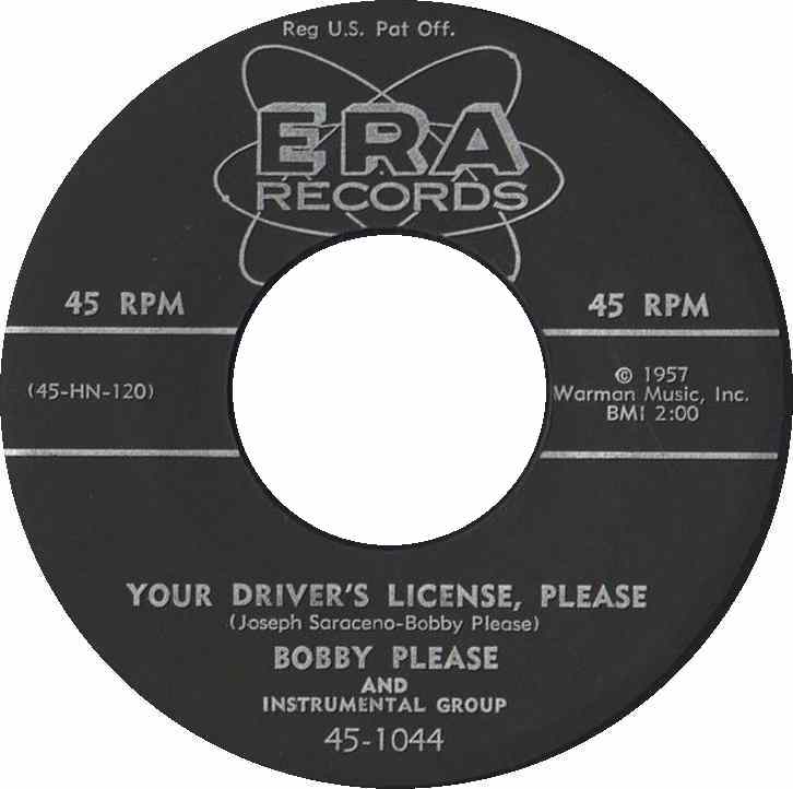 Your Driver's License Please/Heartache Street