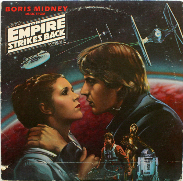 "Boris Midney Music from ""The Empire Strikes Back"""