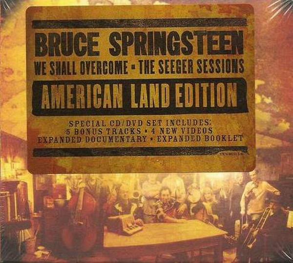 We Shall Overcome - The Seeger Sessions - American Land Edition