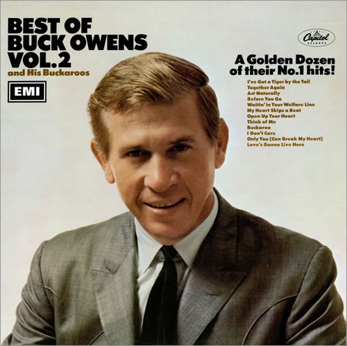 The Best Of Buck Owens Vol. 2