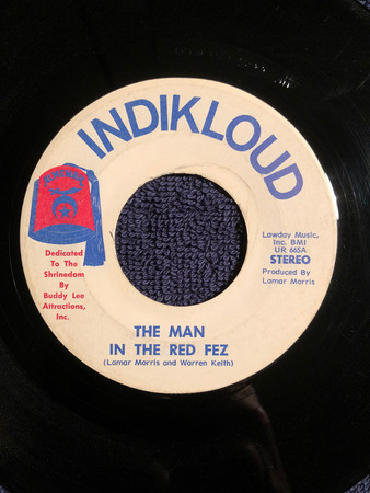 The Man In The Red Fez