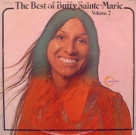 The Best of Buffy Sainte-Marie Volume 2