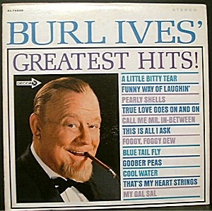 Burl Ives' Greatest Hits