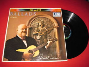 Burl Ives With Guitar