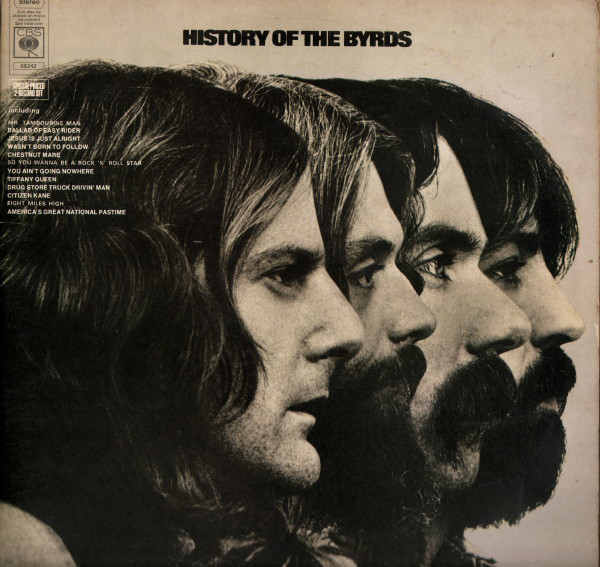 History Of The Byrds