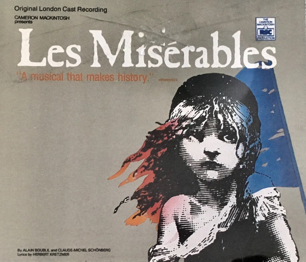 Les Miserables (Original London Cast Recording)