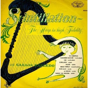 Scintillation - The Harp in High Fidelity