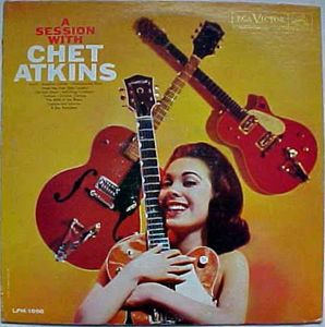 A Session With Chet Atkins