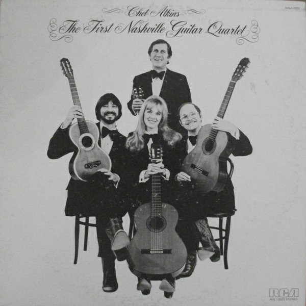 The First Nashville Guitar Quartet
