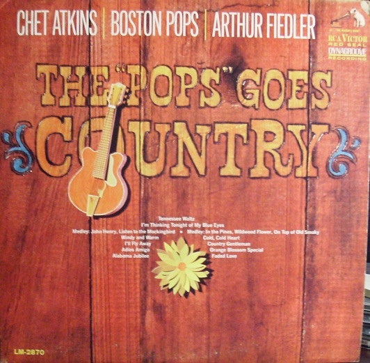 The ''Pops'' Goes Country