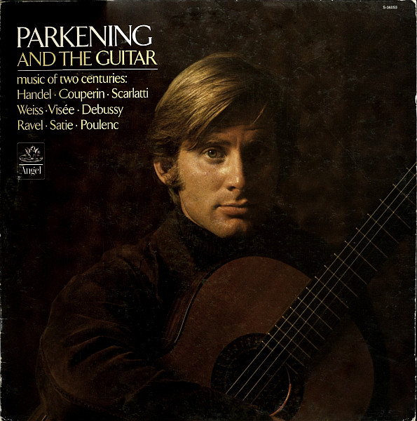 Parkening And The Guitar