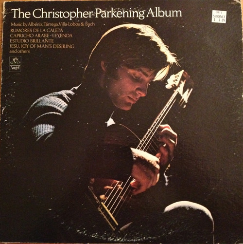 The Christopher Parkening Album