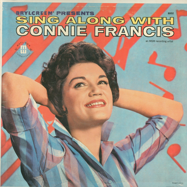 Sing Along With Connie Francis